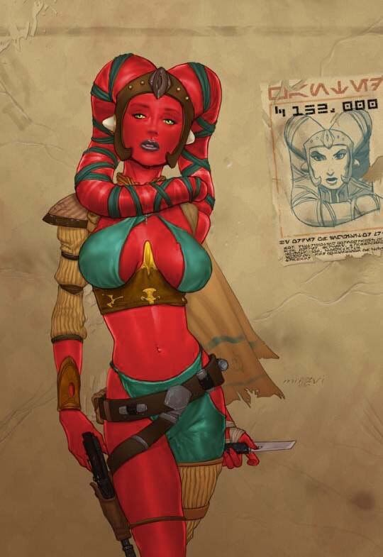 Rainbow of Twileks: Red   Star Wars Amino