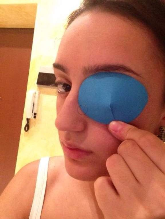 Eyepatch Tutorial! | Cosplay Amino
