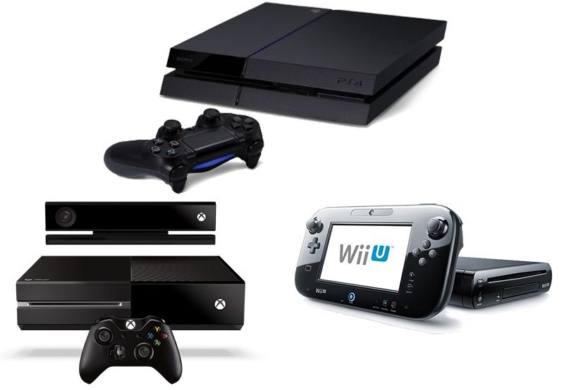 Image result for 8th generation gaming consoles