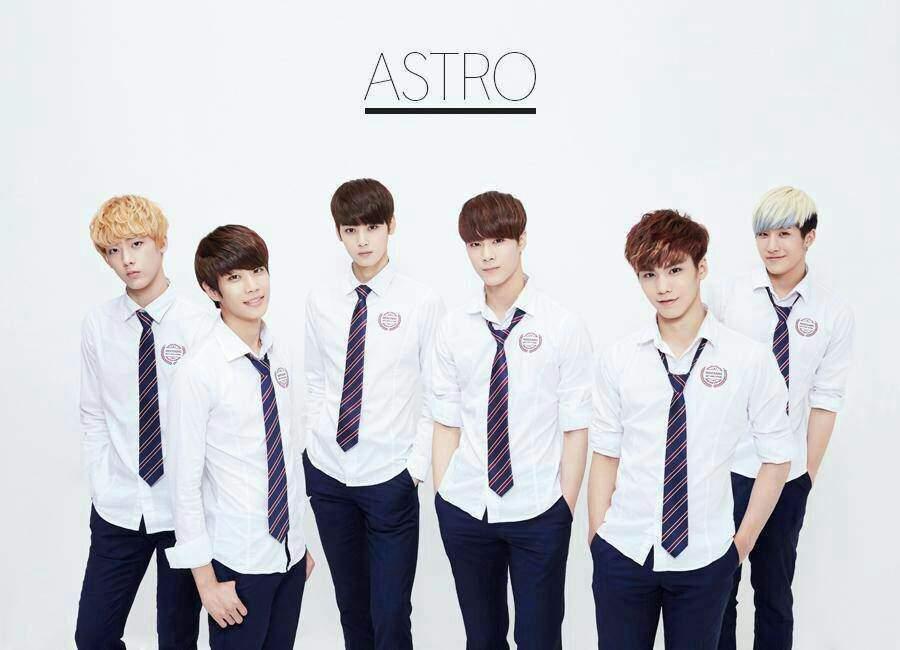 Introducing Astro K Pop Amino