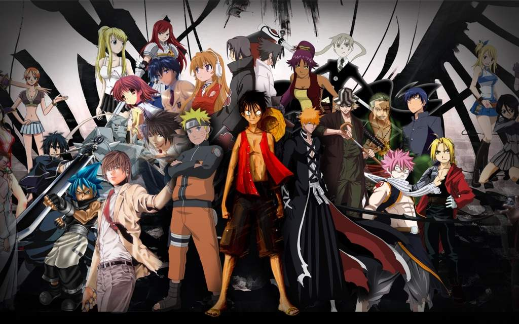 Most Popular Animes Of All Time