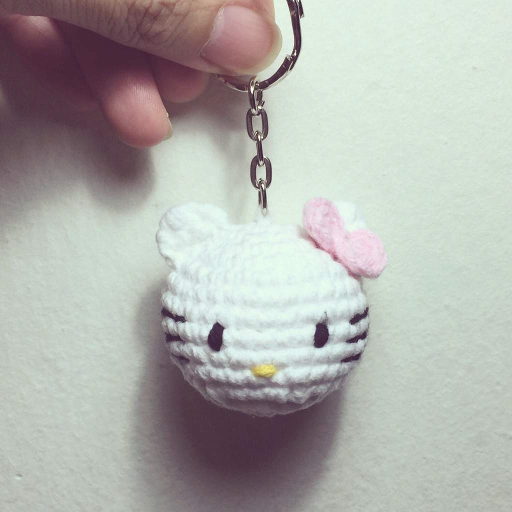 Keychain kitty Amigurumi | World Of Amigurumi - YouTube | 1024x1024