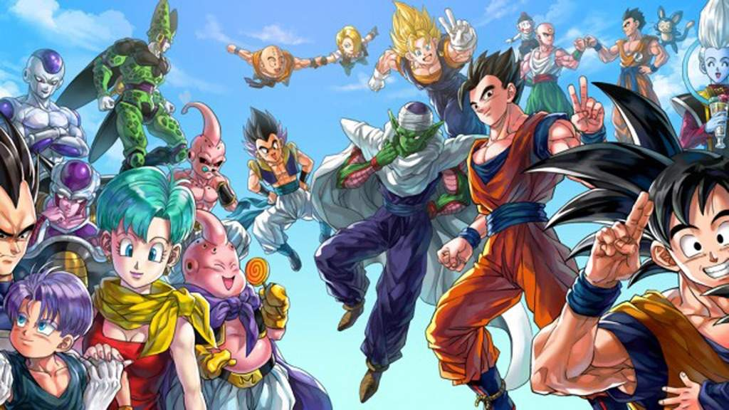 Well Im Sorry Dragon Ball Haters But This Is Still The Most Popular Anime Manga Ever Created Characters Dont Have An Actual Goal And