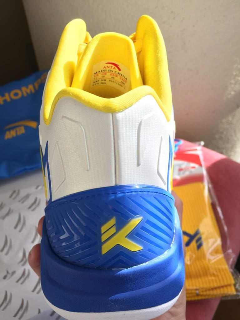 Anta KT1 (Klay Thompson)   Sneakerheads Amino