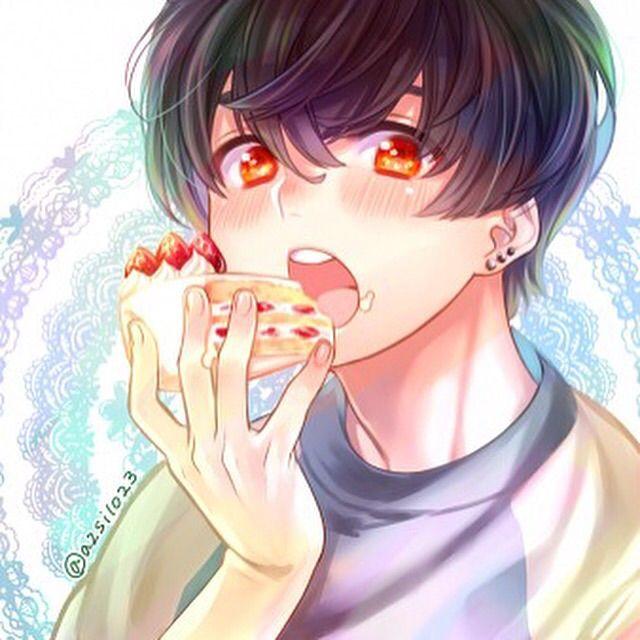 Cute Kpop Anime Drawings