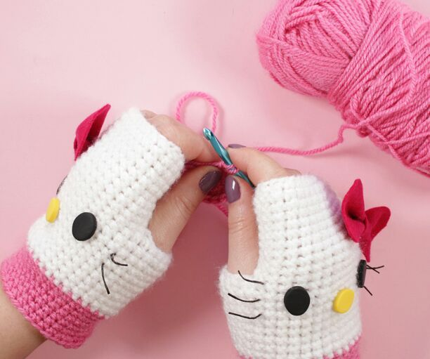 45 Toys with Different Hello Kitty Amigurumi Doll Patterns - Page ... | 511x612