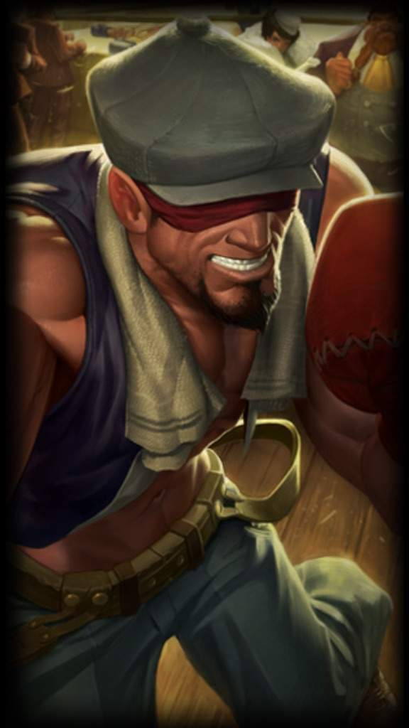 Knockout Lee Sin League Of Legends Official Amino