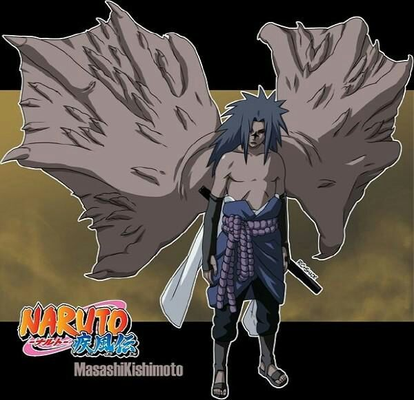 I miss curse mark level 2 Sasuke.   Anime Amino