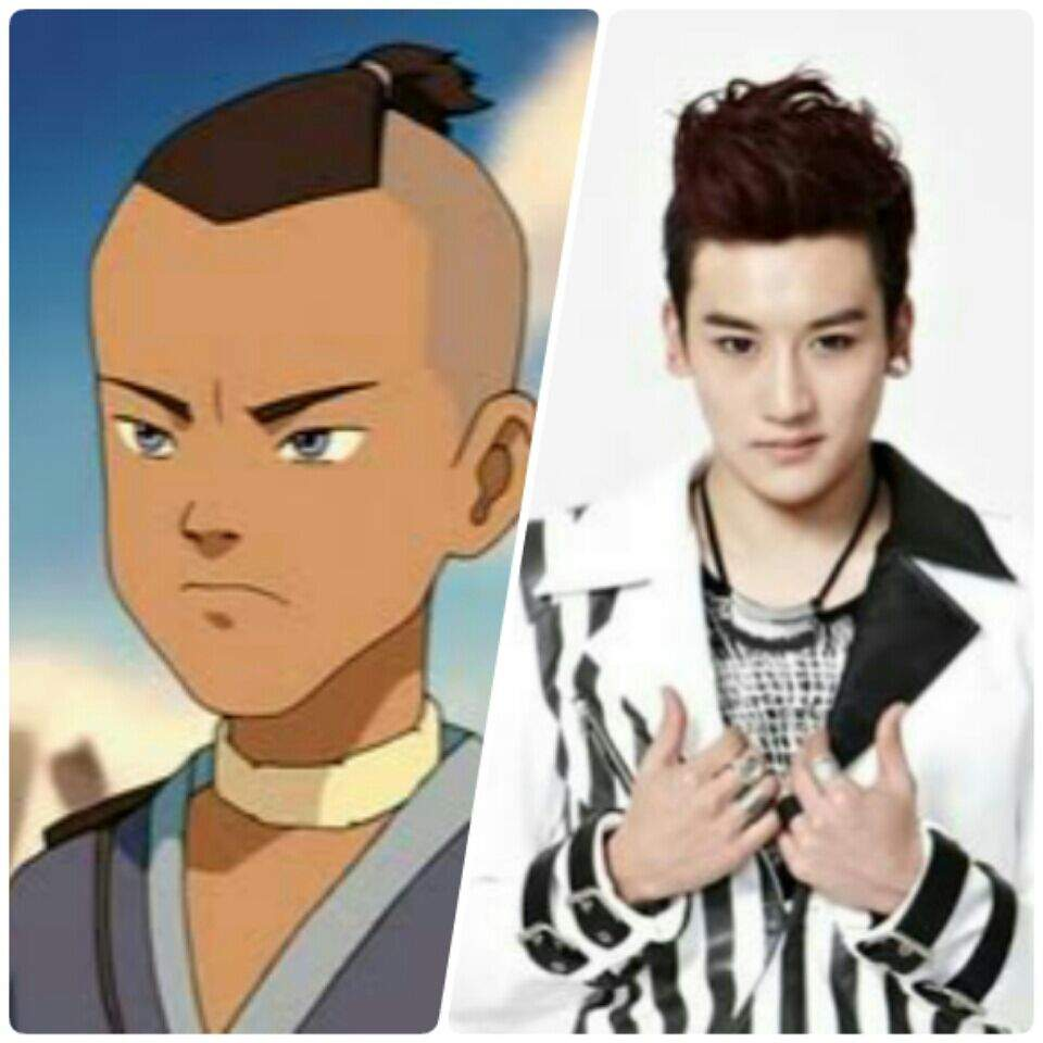 "Kpop Idols/ K-celebs Cast As Characters Of ""Avatar: The"