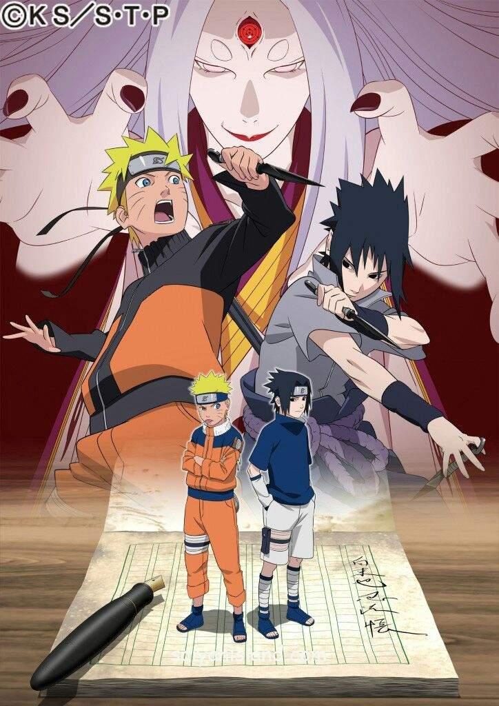 Naruto Shippuden 16th Opening Silhouette lyrics by me