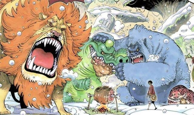 Speculations - Luffy will use a shigan-based G4 form to beat kaido | Worstgen