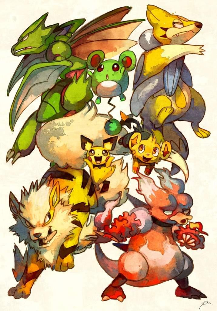 Top 5 Shiny Pokémon That Look Better Than Their Original ...