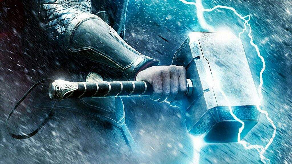 can saitama carry thor s hammer anime amino