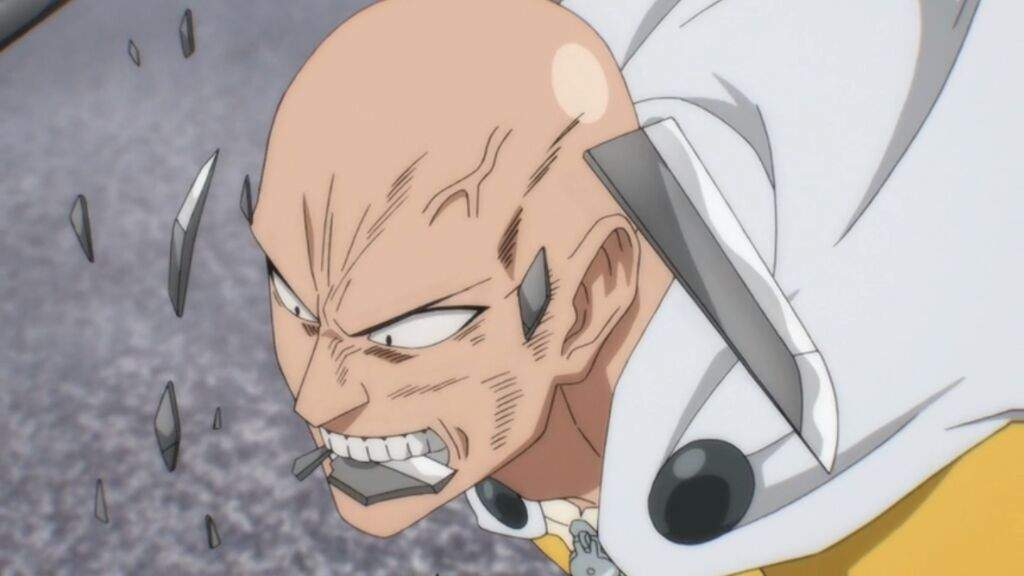 Saitama Training Scene - Why Saitama is the strongest being in the world   Anime Amino
