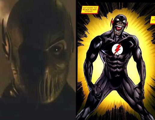 why zoom is not the black flash comics amino