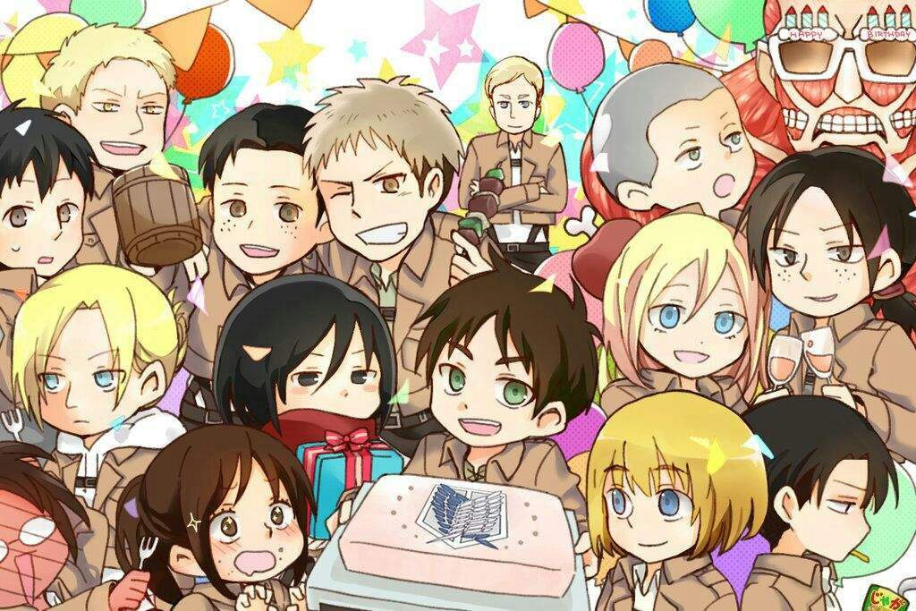 Attack On Titan Was The Very First Anime I Watched And Loved It After That Started Making New Friends Who Were Also Fans Learned More About