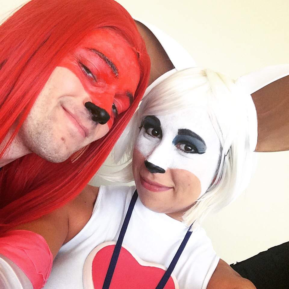 Shared Folder  sc 1 st  Amino Apps & Knuckles And Rouge   Wiki   Cosplay Amino