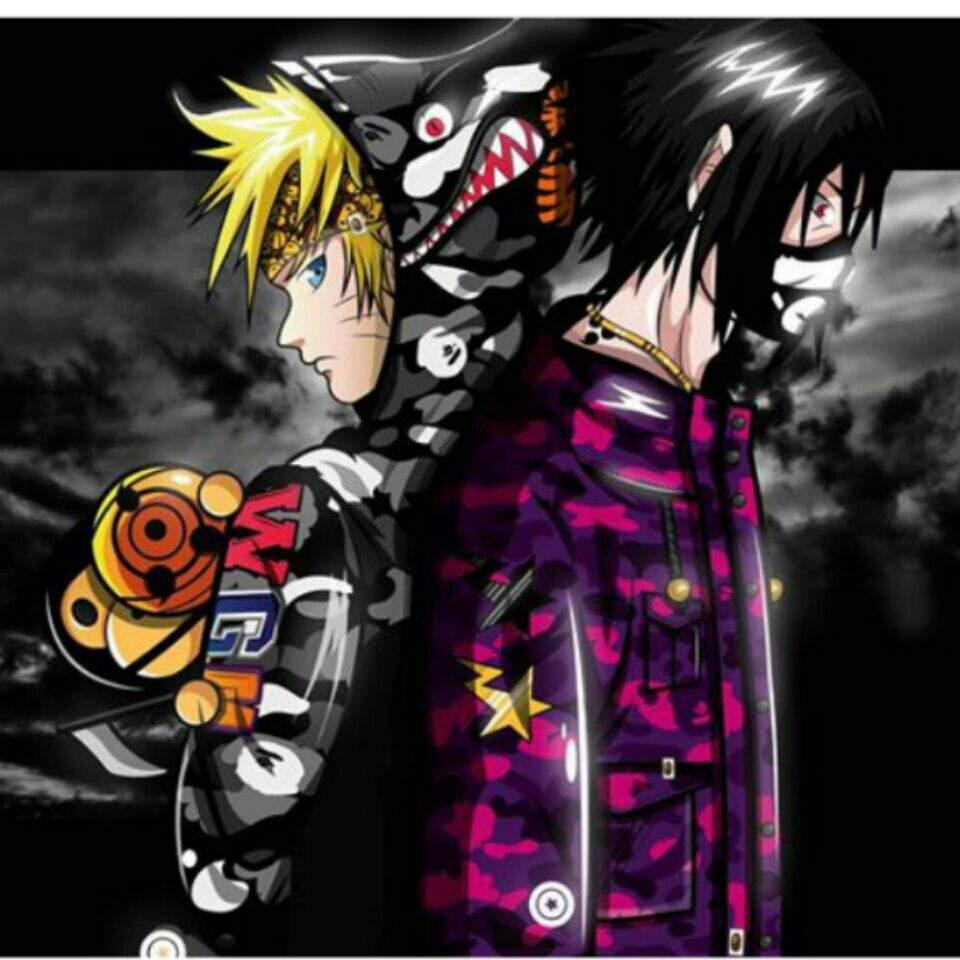 397a4b0b9f32 Naruto X BAPE