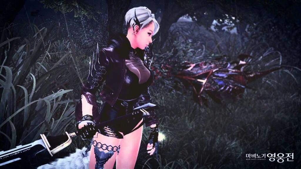 Vindictus Arisha Video Games Amino