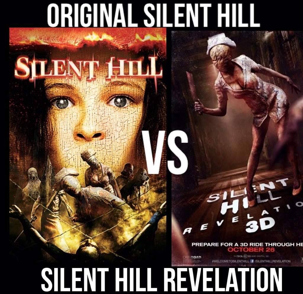silent hill movies in order