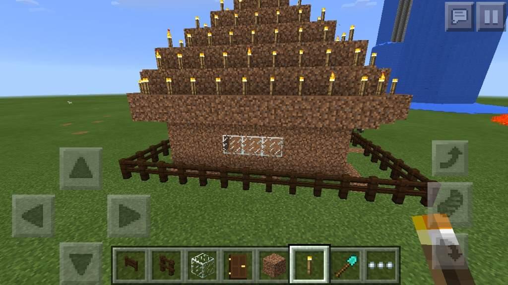 Luxgerous noob dirt house | Minecraft Amino