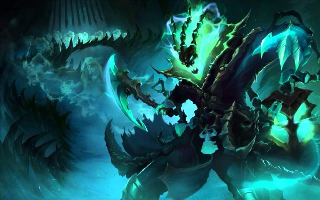 Thresh Best Build