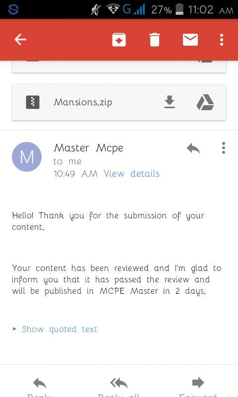 MCPE MASTER APPROVED MY MAP! | Minecraft Amino