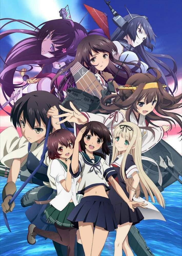 KanColle season 2 confirmed | Anime Amino