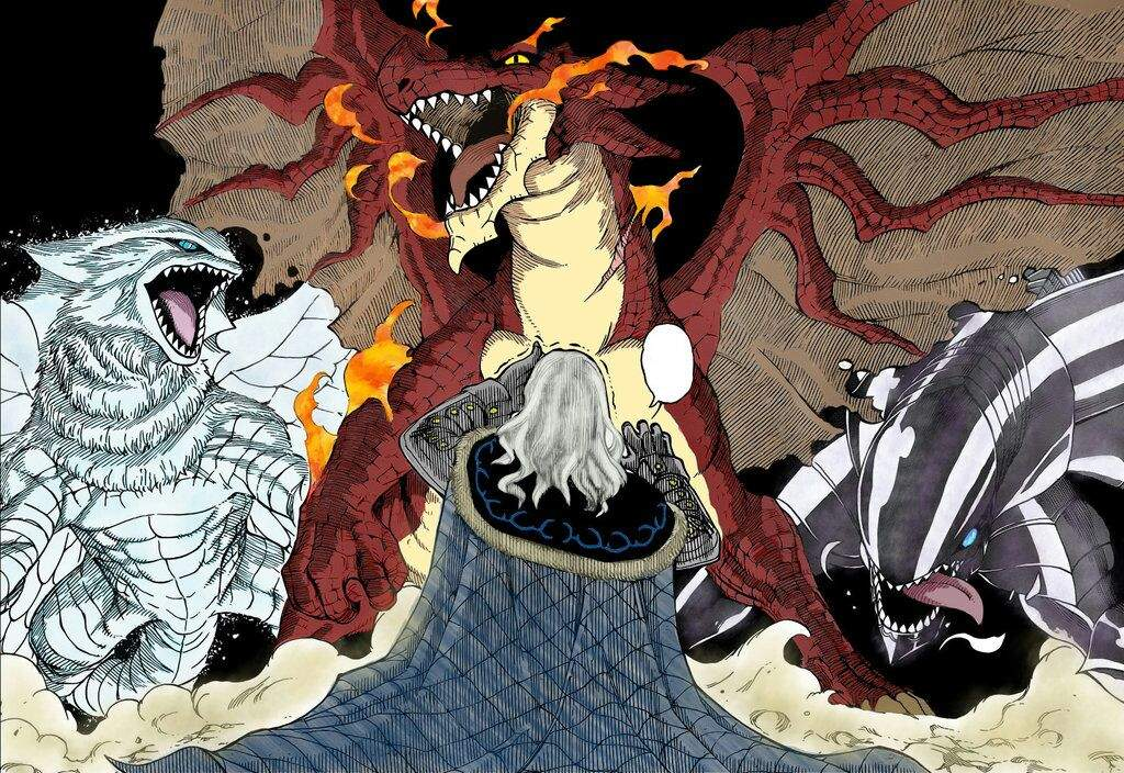 картинки железного дракона из хвоста феи