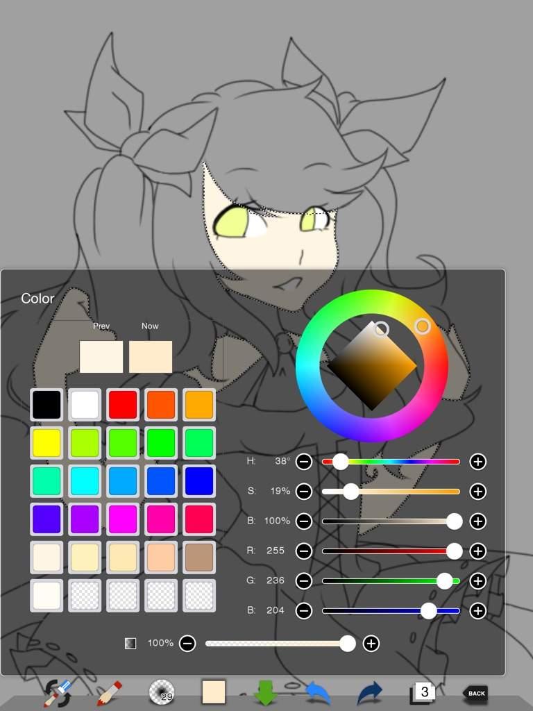 digital skin tutorial anime amino