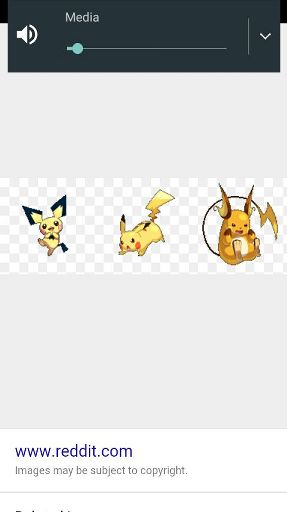 Pikachu Evolution Chart