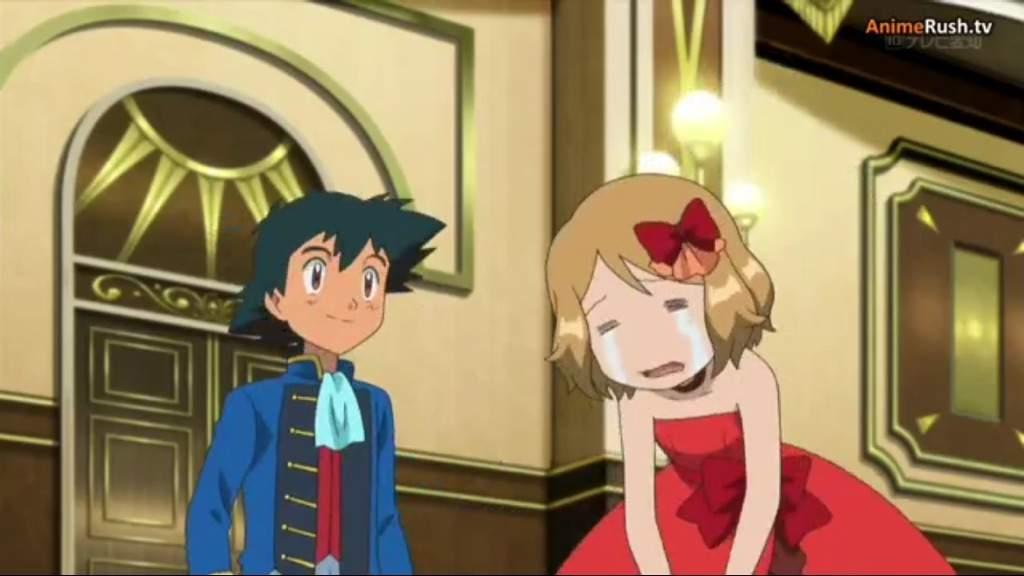 Serena 💝 Pokémon xy | Pokemon ash and serena, Pokemon