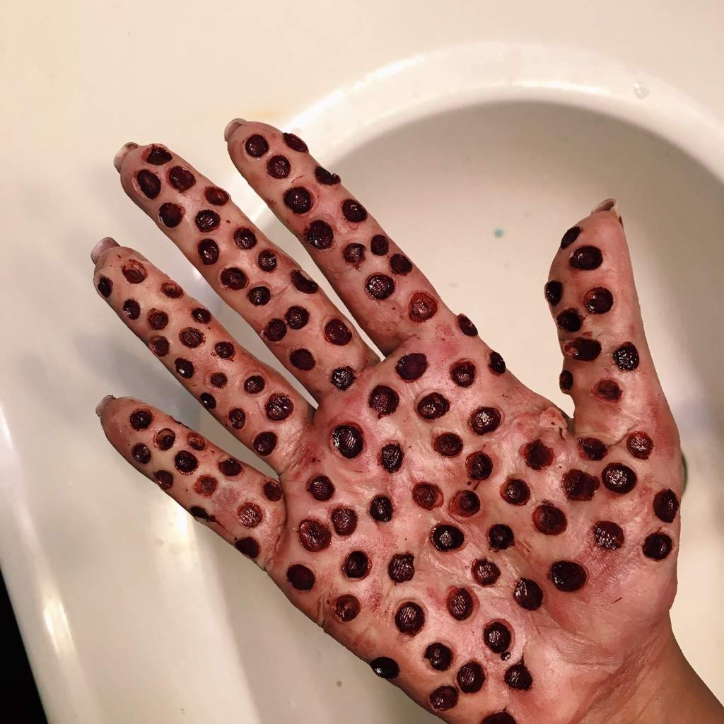 Image result for trypophobia