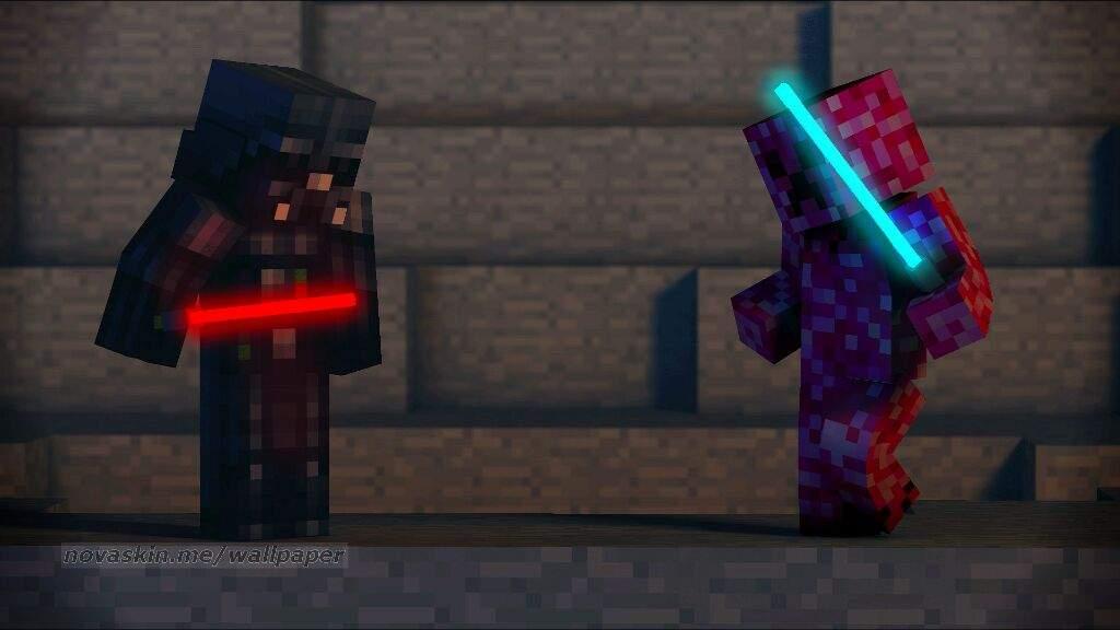 Minecraft Star Wars Render Star Wars Amino