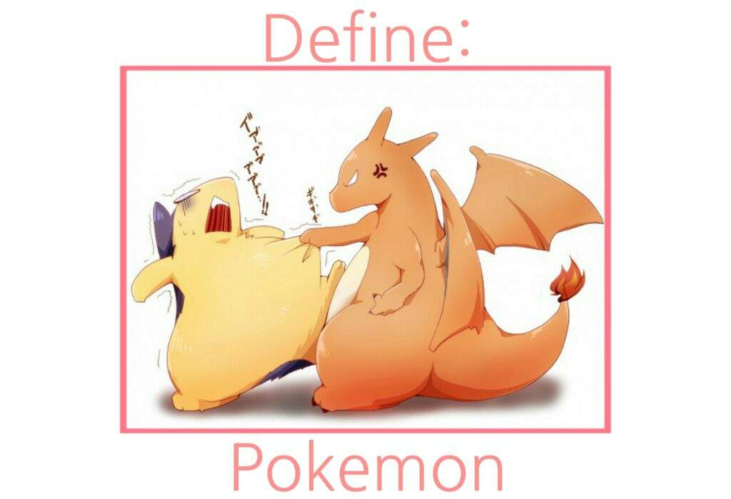 The Urban Dictionary defines Pokemon | PA Blogs | Pokémon Amino