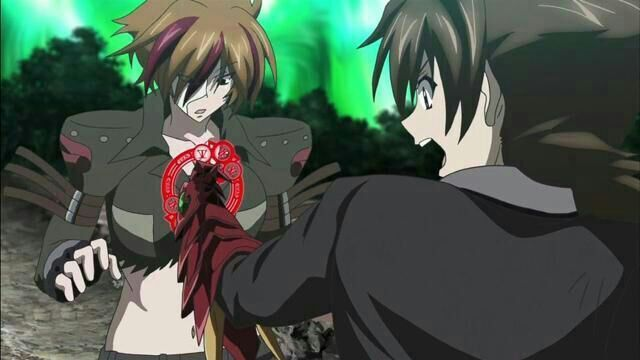 Highschool Dxd Best Moments