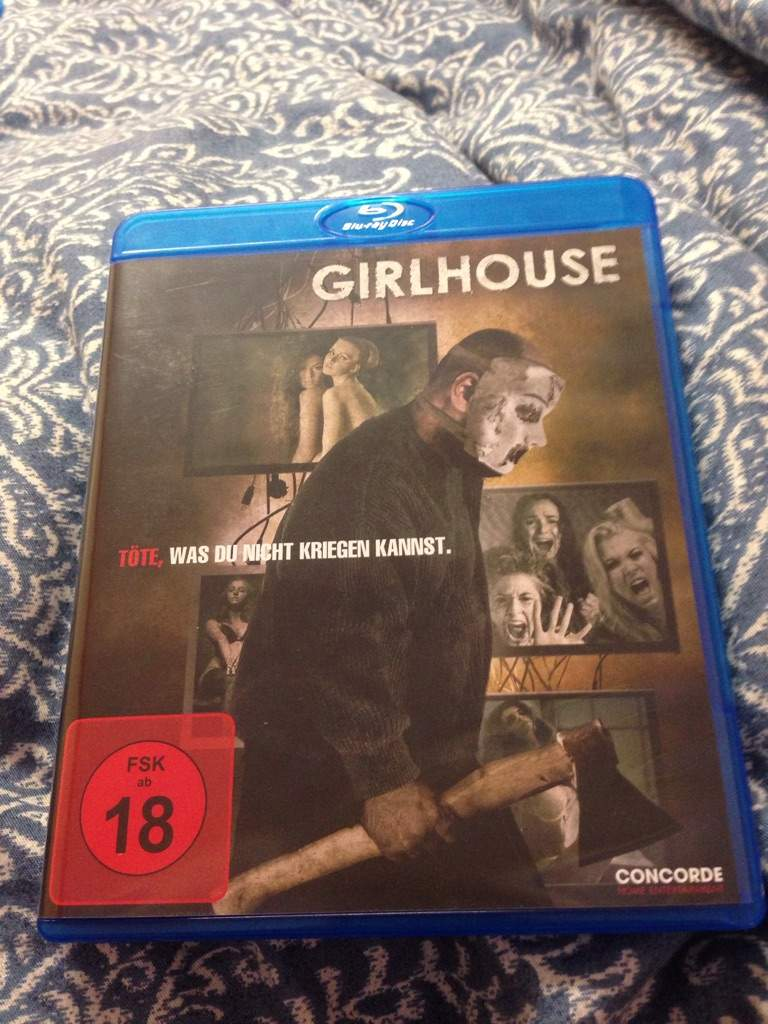 girlhouse full movie