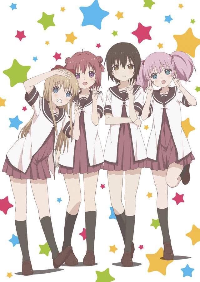 Which Yuru Yuri Ship: Ayano X Kyoko Or Kyoko X Yui   Anime Amino