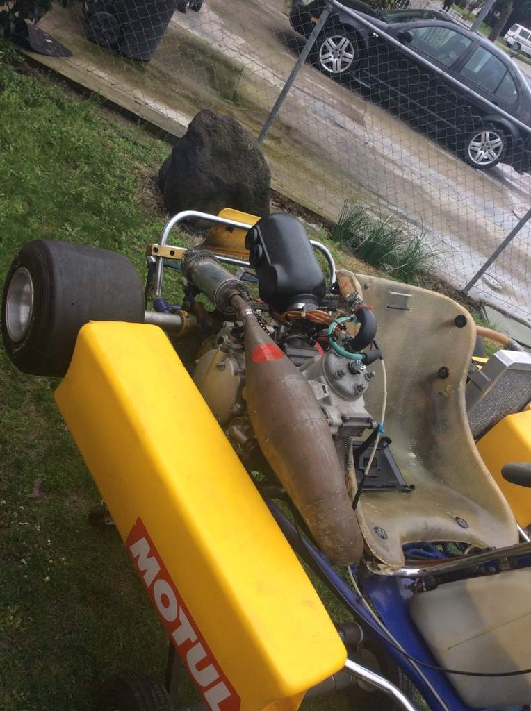 Where Can I Find Parts On A 2006 Top Kart W/ YZ125 | Garage Amino