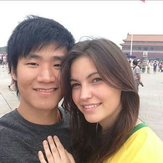 Is the AMWF scene a creepy thing  Speaking of China