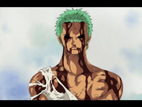 Zoro A Goddam True Man He Tells The Tyrant To Not Touch His Captain Even Offers Sacrifice Life For Of Luffy