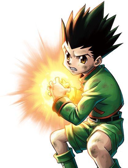 gon freecs vs kid goku anime amino