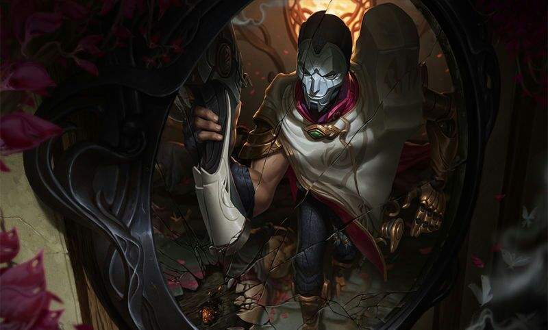 How Can I Create A Jhin Cosplay League Of Legends Official Amino