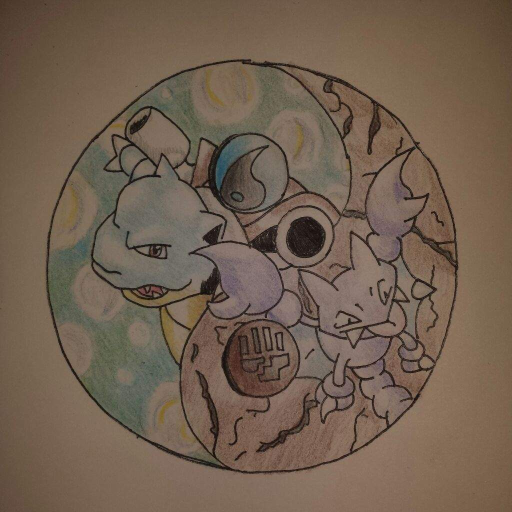 Pokmon yin yang symbols pokmon amino it started off with the tcg emery symbols for water and ground but then i thought why not put them in a yin yang symbol and the well this followed buycottarizona Choice Image