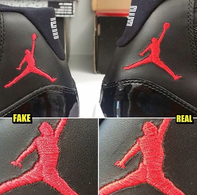 cheap for discount 8a1cd f172d REAL vs FAKE | Sneakerheads Amino