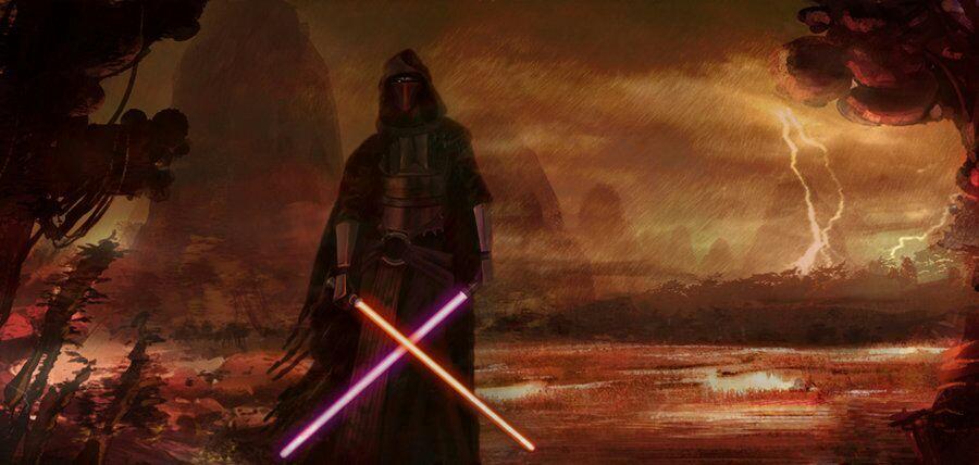 Darth Vader Canon Vs Ares Dceu: Revan Back To Canon?