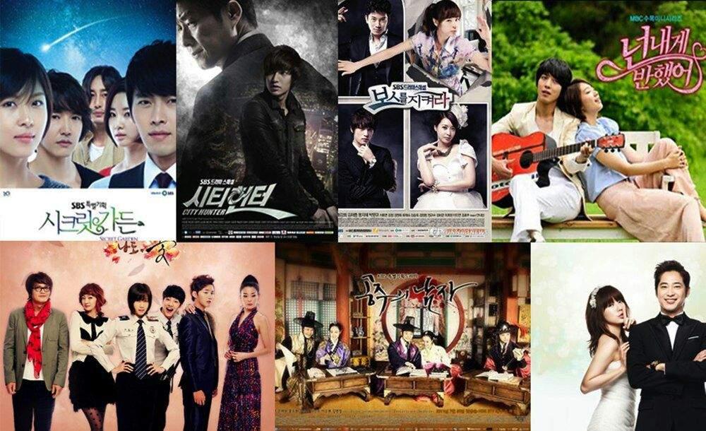 Korean Drama 2011
