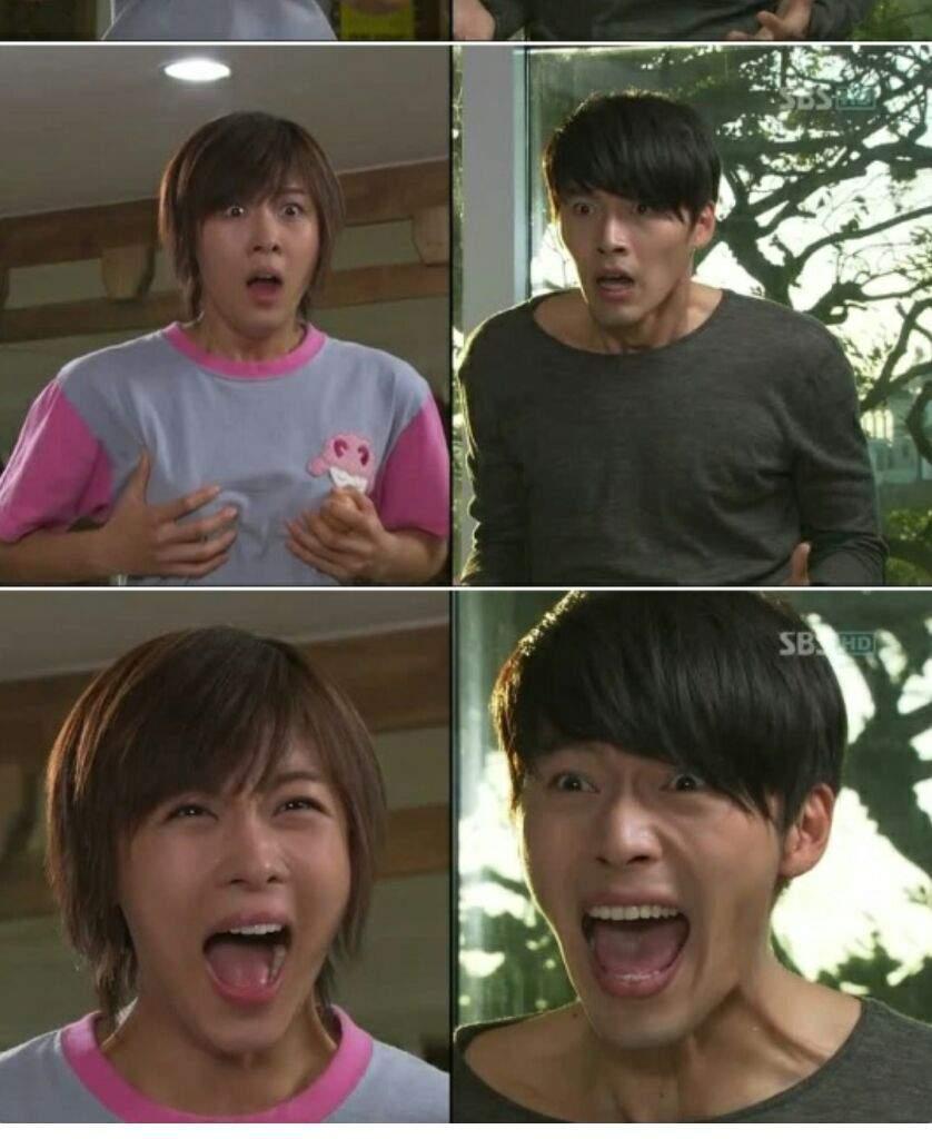 Hot/Funny Secret Garden Moments | K-Drama Amino