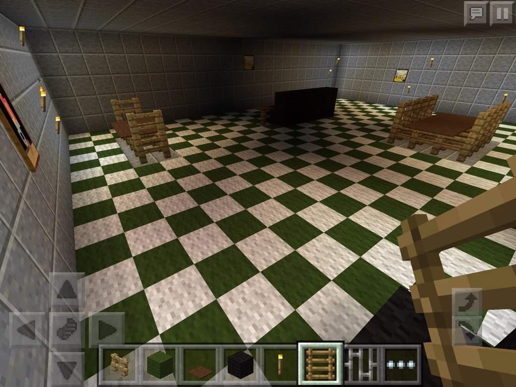 Slytherin Common Room Minecraft Amino