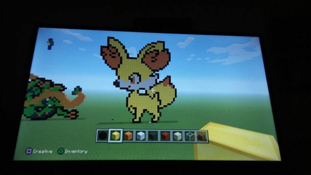 Minecraft pokemon pixel art | Pokémon Amino